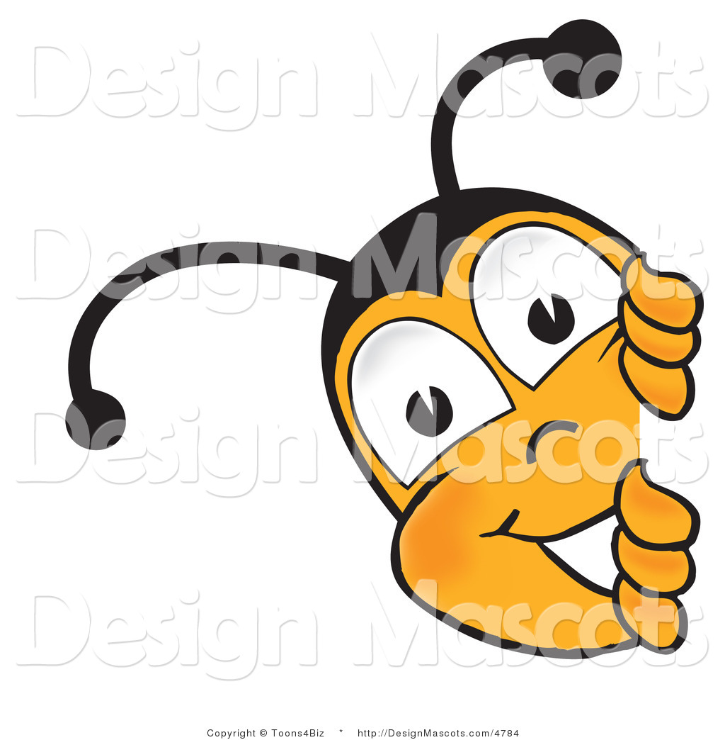 royalty free bee clipart - photo #49