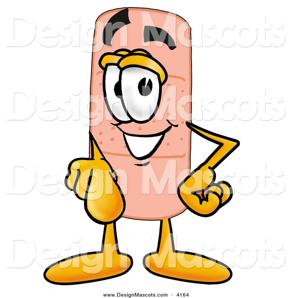 Cartoon Characters 3 Fingers : Royalty free pointer finger stock mascot designs