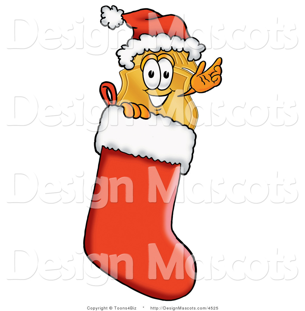 Royalty free santa hat stock mascot designs